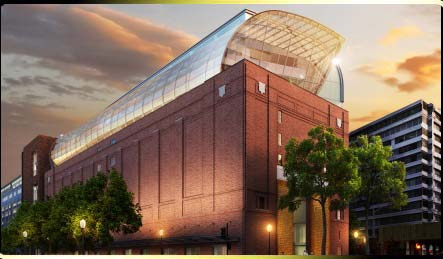 The Museum of the Bible in Washington, D.C.